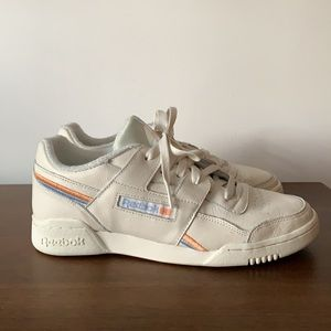 NWOT - Reebok Classics Workout Leather Trainers